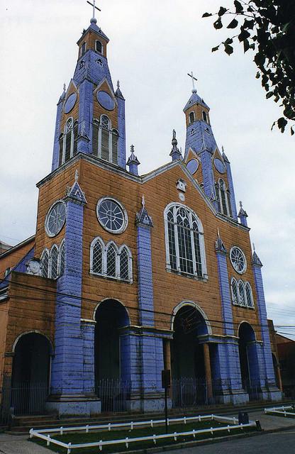 チロエの教会群の画像 p1_14