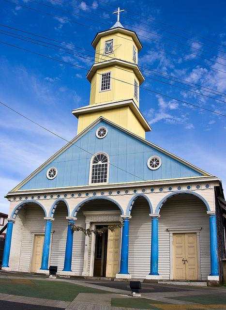 チロエの教会群の画像 p1_19