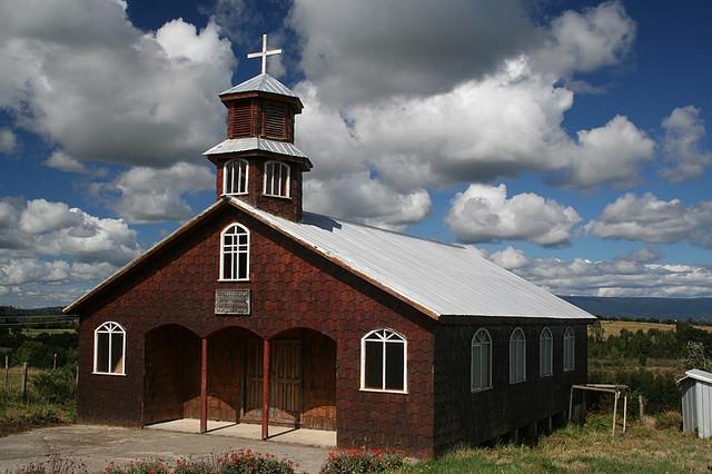 チロエの教会群の画像 p1_25