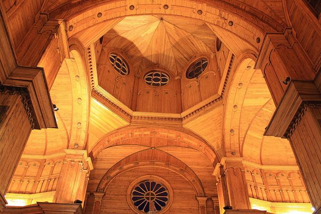 チロエの教会群の画像 p1_1