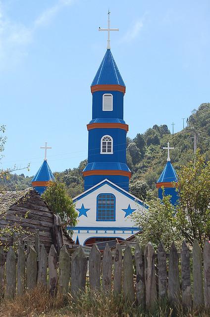 チロエの教会群の画像 p1_3