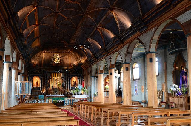 チロエの教会群の画像 p1_4
