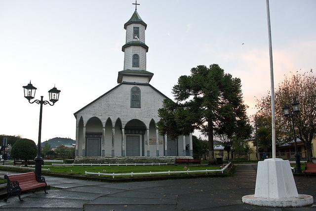 チロエの教会群の画像 p1_27