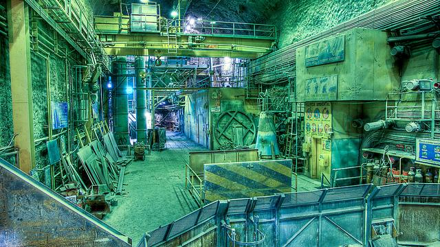 シーウェル鉱山都市の絶景画像