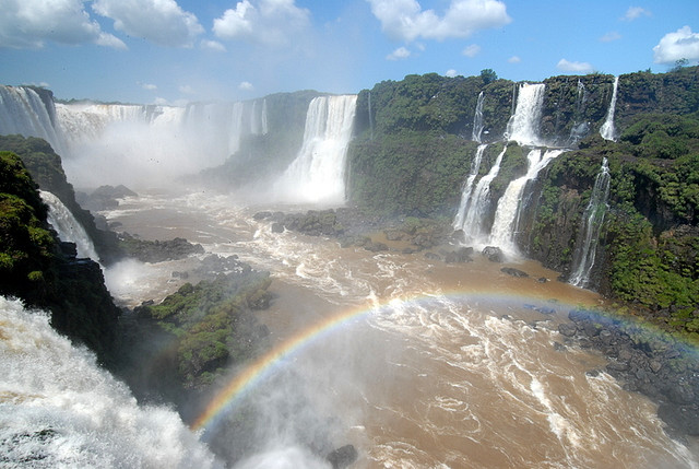 イグアス国立公園(ブラジル側)...