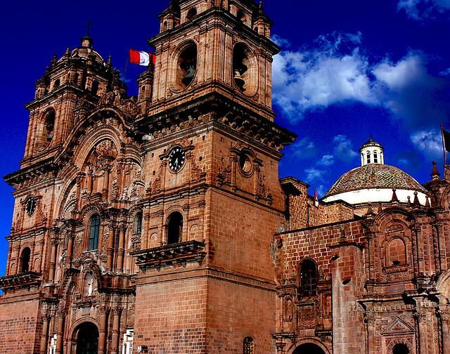 世界 遺産 ペルー