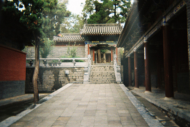 嵩山少林寺の画像 p1_10