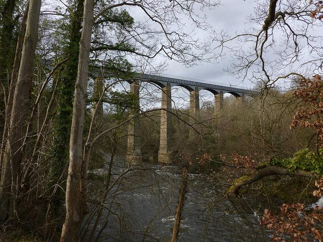 ポントカサステ水路橋と運河の画像 p1_16
