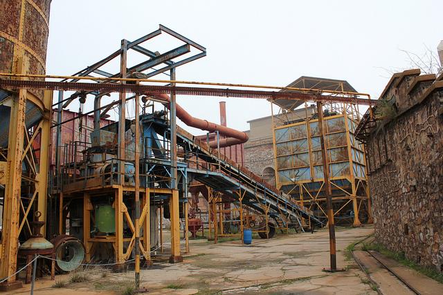 アルマデンとイドリア-水銀鉱山の遺産の絶景画像